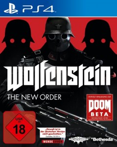 Wolfenstein - The New Order (PS4)