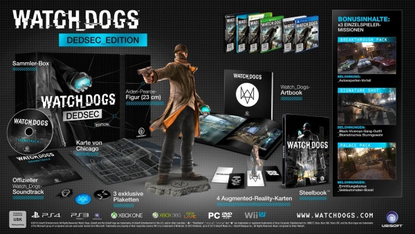 Watch Dogs DEDSEC_Edition