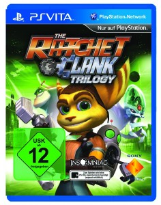 Ratchet & Clank Trilogy PS Vita - Amazon.de