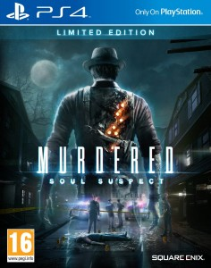 Murdered: Soul Suspect Limited Edition PS4