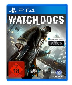 Watch_Dogs PS4