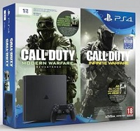 ps4-slim-bundle-cod-infinite-warfare-redcoon